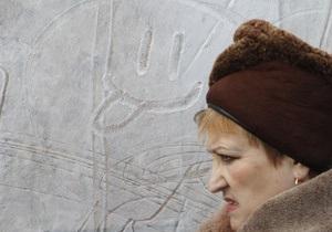 Фотогалерея: Киев и холод. Столица на пороге второй волны похолодания