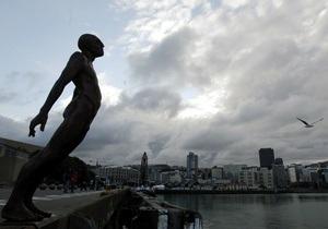 У побережья Новой Зеландии произошло землетрясение магнитудой 6,9