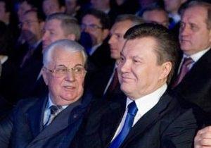 Кравчук: Янукович - первый Президент, который осмелился проводить реформы