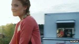 Nokia извинилась за  поддельную  рекламу