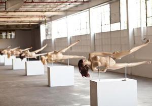 Нью-йоркский дизайнер создала коллекцию манекенов-щелкунчиков