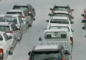Землетрясения в Японии заставили Honda сократить объемы поставок авто в Украину