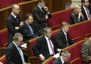 БЮТ готов голосовать за законопроекты о бюджете и рынке земли в обмен на свободу Тимошенко
