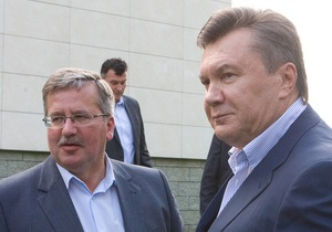 Президенты Польши и Германии отмечают юбилей Вроцлавского университета без Януковича