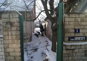 Луганская милиция задержала подозреваемых в убийстве бизнесмена и его жены