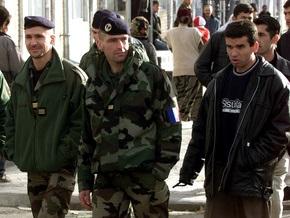 МВД Таджикистана обвинило трех французских офицеров в избиении директора одного из ресторанов