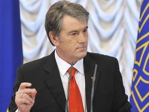 Ющенко заявил, что экспертиза пленок Мельниченко способствует завершению расследования убийства Гонгадзе