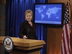 Хиллари Клинтон отправляется сегодня в турне по Ближнему Востоку