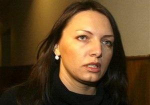Вдова Гонгадзе не сможет приехать в Украину для ознакомления с материалами дела