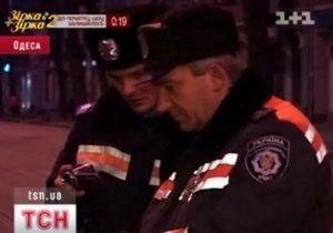 Дорожный контроль: Одесские гаишники мстят за инспектора Швеца