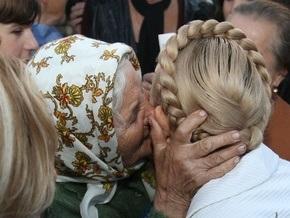 Киевская и луганская интеллигенция призвала объединиться вокруг Тимошенко