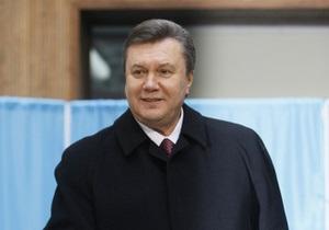 Экзит-полл ICTV: Янукович побеждает