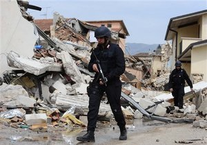 В Италии обрушились два жилых дома, есть жертвы