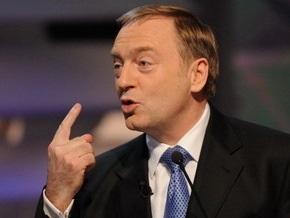Лавринович заявляет, что его кресло стало предметом торга между БЮТ и КПУ