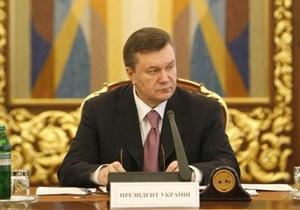 Янукович заявил о 30 уголовных делах в отношении Кабмина Тимошенко