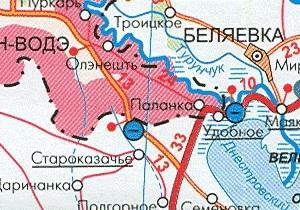 Украина надеется получить от Молдовы спорный участок площадью 1000 га
