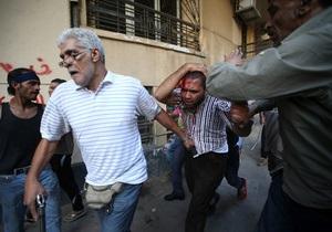 Более 20-ти человек пострадали при нападении на полицейский участок в Египте