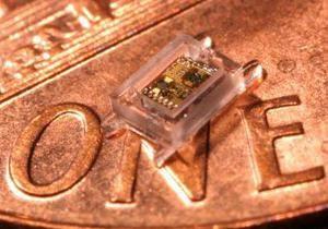 В США разработали компьютер размером в один кубический миллиметр