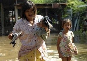В Таиланде в результате наводнения погибли 32 человека