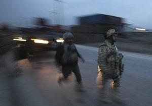 НАТО отзывает весь свой персонал из министерств в Афганистане