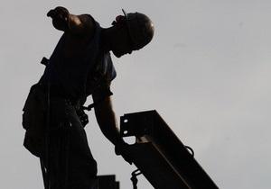 В Хмельницкой области при обрушении конструкций завода погибли двое строителей