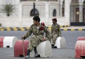 В Йемене президентская гвардия открыла огонь по солдатам-резервистам