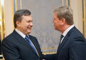 FT: Евросоюз может заморозить отношения с Украиной