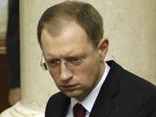 Завтра Яценюк обнародует план по сохранению коалиции