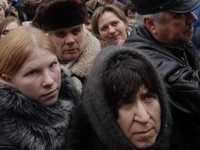 Киевляне Шевченковского и Дарницкого районов пикетируют  райгосадминистрации