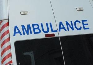 Под Киевом маршрутка врезалась в грузовик: травмированы 10 человек