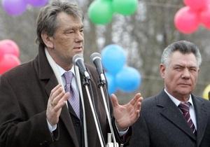 Ющенко намерен подать в суд на Омельченко