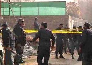 Мощный взрыв в дипломатическом квартале Кабула