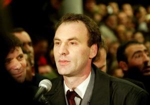 Главный свидетель по делу о военных преступлениях в Косово совершил самоубийство