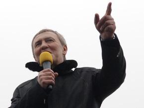 Блок Литвина требует рассмотреть в Киевсовете вопрос о недоверии Черновецкому