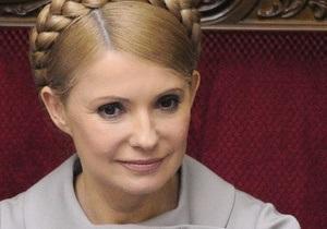 Тимошенко: Мой дух всегда будет присутствовать в парламенте