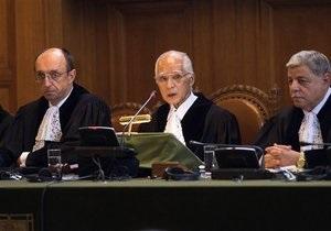 Ъ: Решение суда ООН не повлияет на позицию Украины по Косово