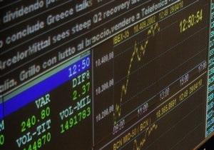 Украинский фондовый рынок начал восходящее движение