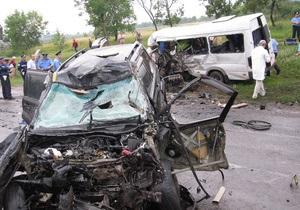 Число погибших вследствие ДТП в Харьковской области возросло до семи человек