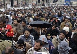 В Багдаде прошла многотысячная демонстрация с требованием изменить политику управления страной