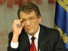 Ющенко недоволен защитой прав винницких детей