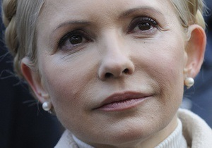 Тимошенко назвала ненужным возможное объединение оппозиционных партий