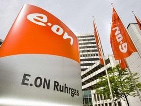 Крупнейший немецкий энергетический концерн ждет обострения в газовых переговорах России и Украины