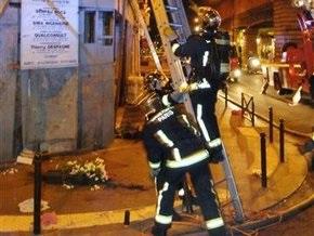 Разрушительный пожар под Марселем: французский военачальник отстранен от должности