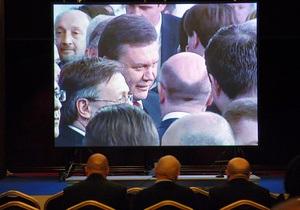 Publico: Виктор Янукович начинает с ошибки,  взывая к небесам