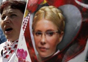 Суд перенес рассмотрение дела Тимошенко на 21 мая
