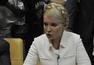 Суд возобновил рассмотрение дела Тимошенко: сегодня рассмотрят выводы экспертиз