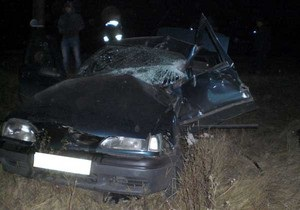 В Днепропетровской области произошло ДТП на железнодорожном переезде: есть погибшие