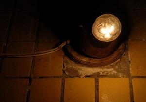 Киевэнерго заявляет о долге потребителей в 2,2 млрд гривен за тепло и электроэнергию