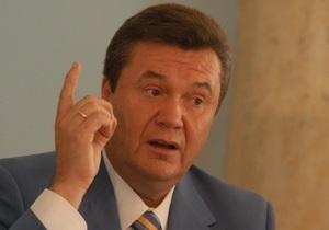 Налоги - Янукович - Издание составило список африканских президентов, у которых следует поучиться Януковичу