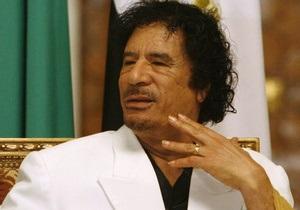ПНС Ливии: Каддафи умер в результате ранений